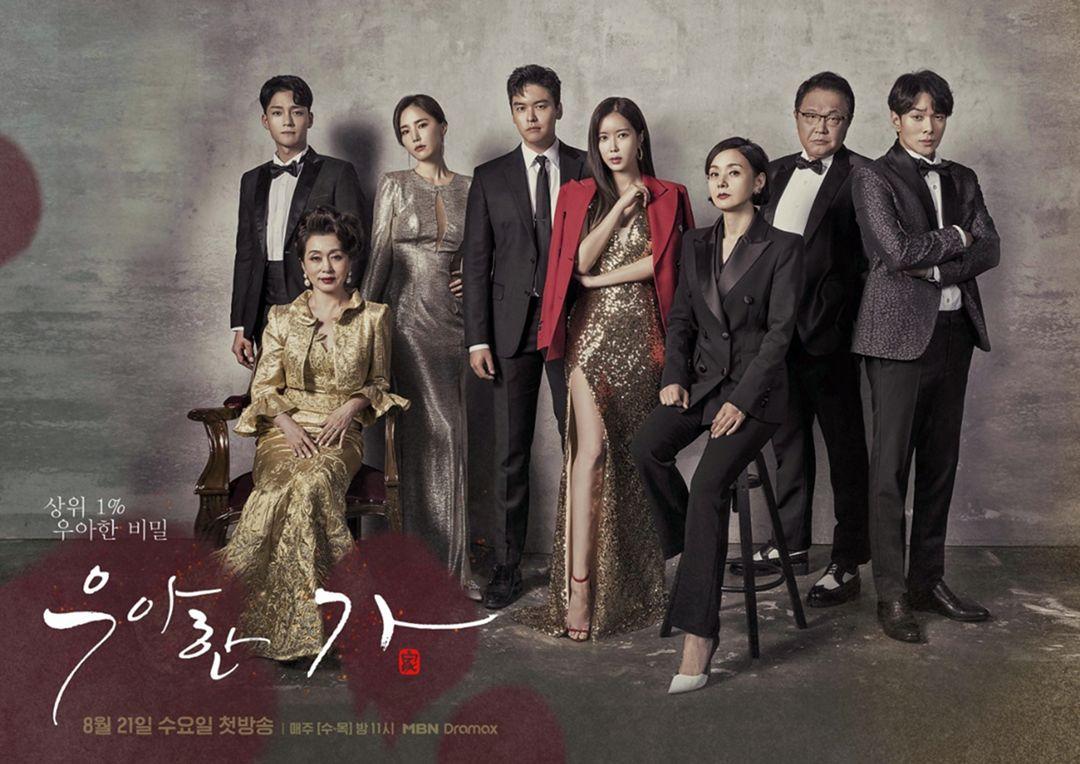Karakter Graceful Family
