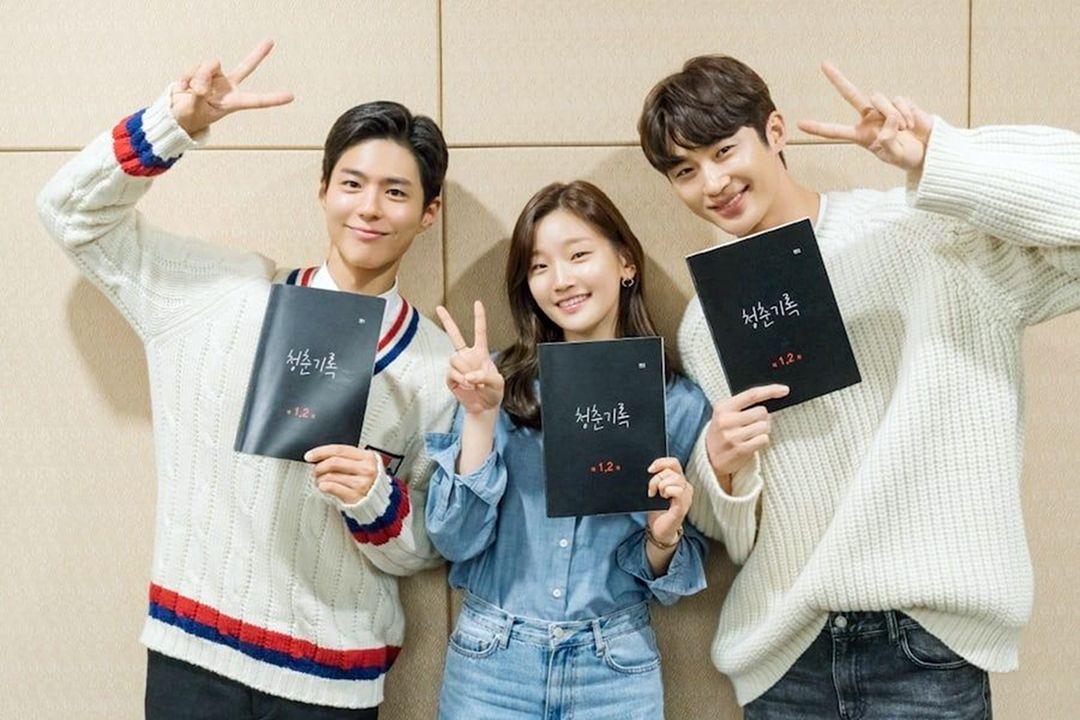 K Drama Record of Youth