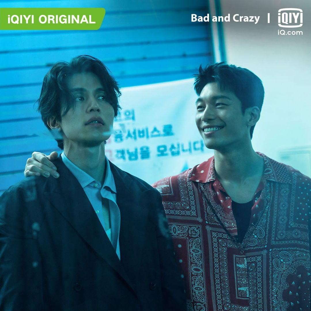 Drama Terbaru OCN Bad and Crazy